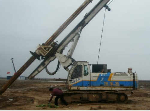 CMV TH14-35 Drilling / Trenching Equipment