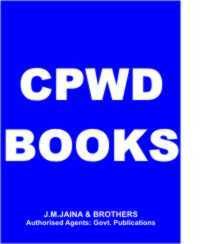 Cpwd Schedule Of Rates (Electrical), 2007(Electrical Dsr) Part Ii (External) ( English )