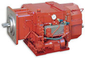 Gearboxes For Co-Rotating Twin-Screw Extruders For High Torque Transmission And High Output Speed