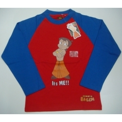 Chhota Bheem Printed T-Shirts