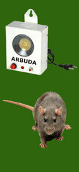 Arbuda Electronic Rat Repellent Machine