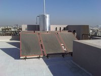 Flat Plate Collectors Solar Heaters
