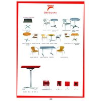 Cafeteria Chairs and Tables