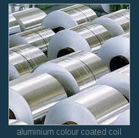 Aluminium Colour Coated Coil
