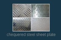 Chequered Steel Sheet Plates
