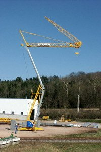 Mobile Crane QTK30