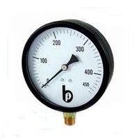 Pressurized Steel Pressure Gauge