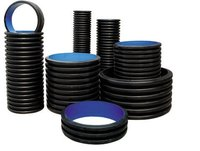 Double-Wall Corrugated Pipe For Water Drainage (200mm to 800mm)