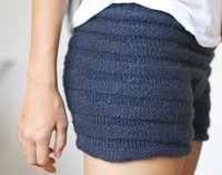 Knitted Shorts