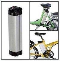 Lithium Ion E-Bike Battery Packs 24V 10Ah