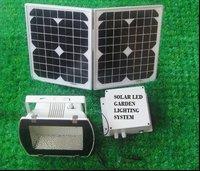 Solar LED Garden Lighting System