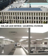 Solar LED Office Lighting System