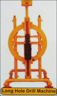 Long Hole Drill Machine