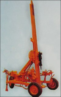 Wagon Drill Machinery