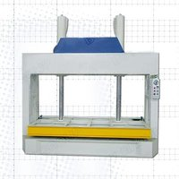 Cold Press Wood Working Machine By80t