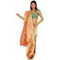 Heavily Woven Saree