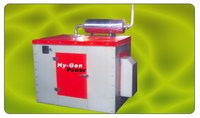 Single Cylinder Sound Proof Generator Canopy