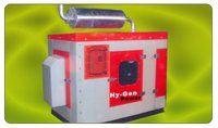 Double Cylinder Sound Proof Generator Canopy