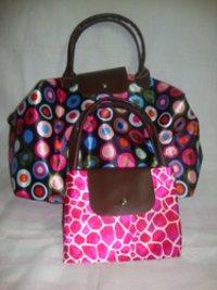 Ladies Folding Fancy Bags