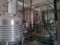 Pharma Plant Fabrication Services