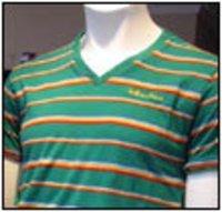 Men Stripe T-Shirts