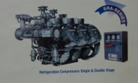 Single And Double Refrigeration Compressor