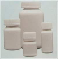 Tablet Packaging Container With Cr Cap