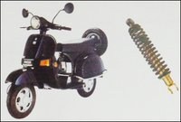 Shock Absorbers For Scooter