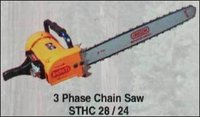 3 Phase Chain Saw