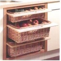 Kitchen Wicker Basket