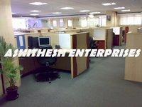 Custom-Made Office Work Stations