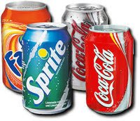 Soft Cold Drinks