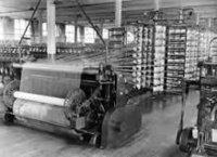 Industrial Warping Machine