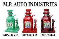 Bottle Type Hydraulic Jacks