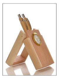 Wooden Pen Stand Type 002
