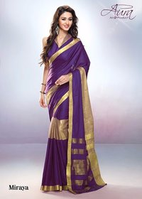 Exclusively Silk Cotton Sarees