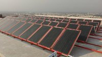 Flat Plate Collector Solar Heater (Repl5)