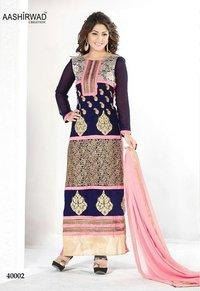 Fancy Ladies Long Salwar Suit