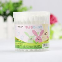 Plastic Stick Cotton Buds / Cotton Swab (55pcs)