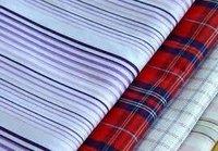 Fine Finish Cotton Yarn Dyed Fabric