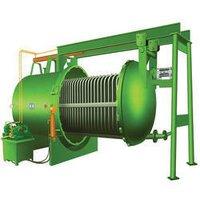 Horizontal Pressure Leaf Filter For Edible Oil Industries