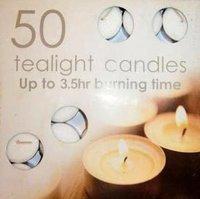Tea Light Candles