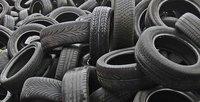 Car Tyres Scrap