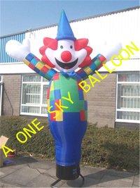 Clown Shape Inflatable Air Dancer