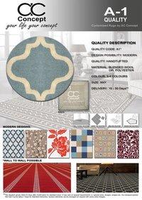 Modern Designer Carpets