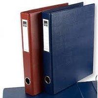 Rexine Box File