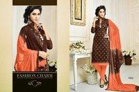 Ladies Salwar Suit Dress Material Fabric