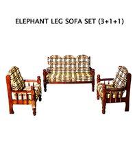 Elephant Leg Sofa Set