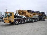 Mobile Crane On Hire