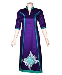 Ladies Kurta Neck Design